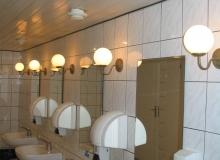 Remont łazienki publicznej