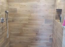 Glazurowanie - płytki drewnopodobne