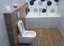 Montaż zabudowy sanitariatów