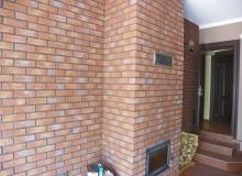 układanie cegły ozdobnej okładzinowej