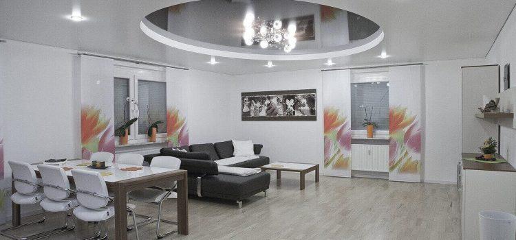 Podwieszane sufity dekoracyjne- jak stworzyć nietypowy sufit